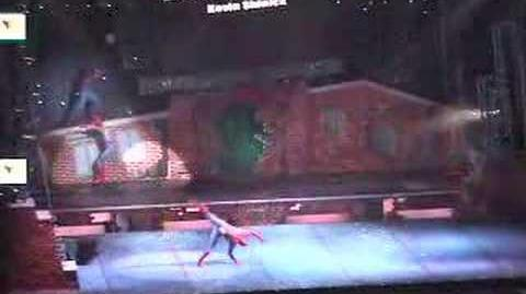 Spider-Man Live! A Stunt Spectacular @ Radio City (Part 2)