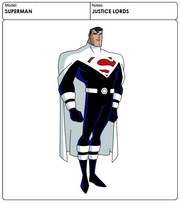 JUSTICE LORDS SUPERMAN