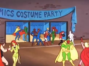 Super hero costume party (5)
