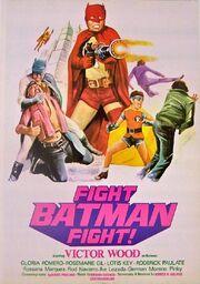 Fight batman fight