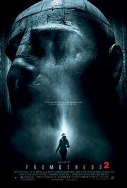 Prometheus 2movie poster
