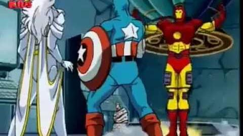 Spider-Man 1990's Cartoon Series - 61B