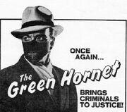 Green hornet OTR