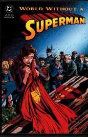 DEATH F SUPERMAN TPB