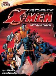 Astonishing X-Men - Dangerous