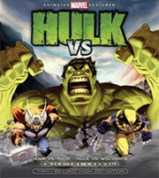 Hulk Vs Coverart
