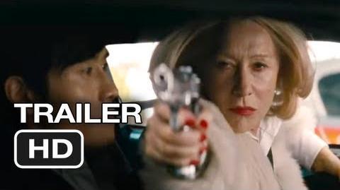 Red 2 Official Trailer 2 (2013) - Bruce Willis, Helen Mirren Movie HD