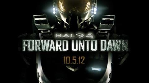 Halo 4 Forward Unto Dawn Official Full-length Trailer (Official live action Machinima Prime series)