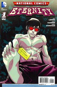 National Comics Eternity 1