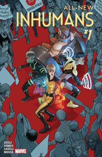 All-New Inhumans 1
