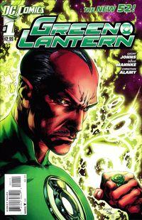 Green Lantern 2011 1