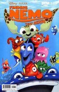 Finding Nemo Reef Rescue 1