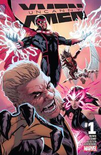 Uncanny X-Men 1 2016