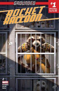 Rocket Raccoon 2016 1