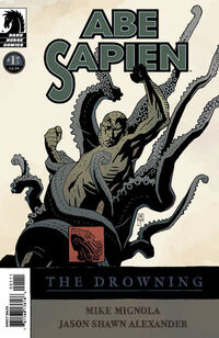 Abe Sapien The Drowning 1