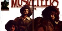 Marvel Illustrated: The Three Musketeers