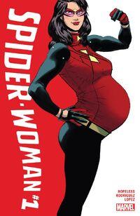 Spider-Woman 2015 1