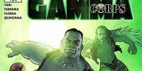 World War Hulk: Gamma Corps