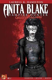 Anita Blake, Vampire Hunter- Guilty Pleasures 1
