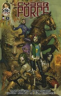 Cyber Force 1