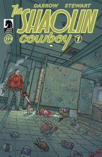 Shaolin Cowboy 1