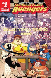 Great Lakes Avengers 1