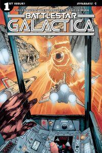 Battlestar Galactica 2016 1