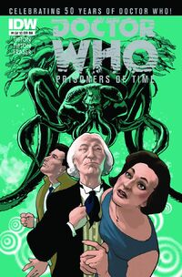 Doctor Who Prisoners of Time 1