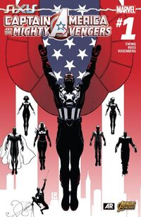 Captain America The Mighty Avengers 1