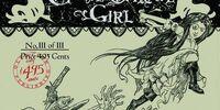 Cursed Pirate Girl