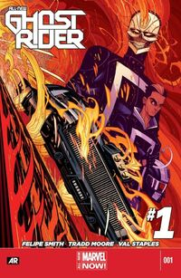 All-New Ghost Rider 1