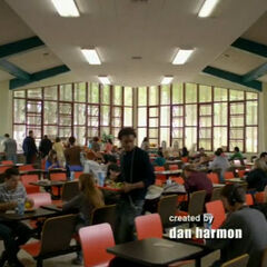 Greendale's cafeteria