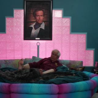 Pierce's room