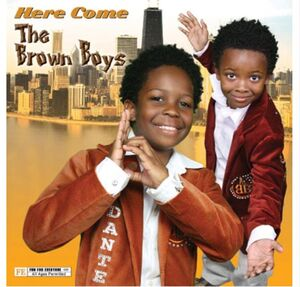 The Brown Boys CD