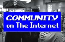 Community on the Internet
