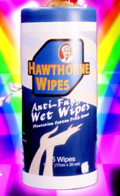 Hawthorne wipes