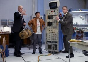 5x13 Carl, Chang, and Richie