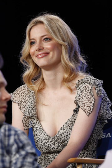 gillian jacobs leather