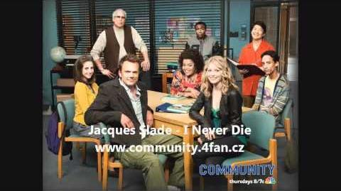 I Never Die - Jacques Slade