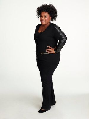 Shirley Season Five pose