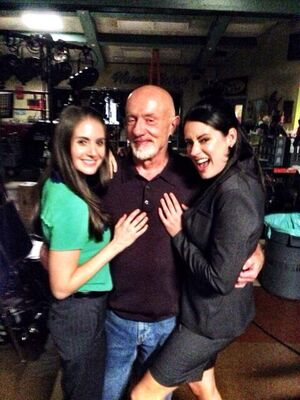 Brie, Banks and Paget