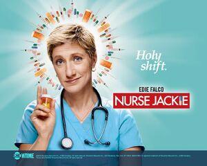 Showtime Nurse Jackie