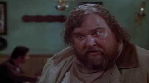 "John Candy Scene Re-Used in ""Wagons East"""