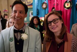 Abed and Rachel