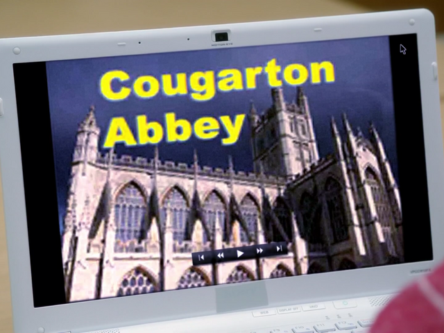 3X1 Cougarton Abbey
