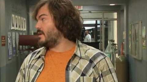 Community Guest Star Jack Black