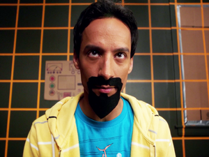Evil Abed takes over Abed in the Prime Timeline
