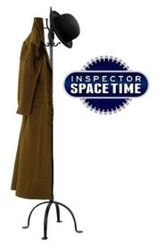 Inspector Spacetime Hat and Coat