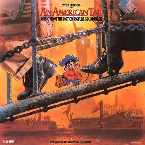 File:An American Tail album cover.jpg