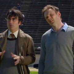 Ian and Jeff meet